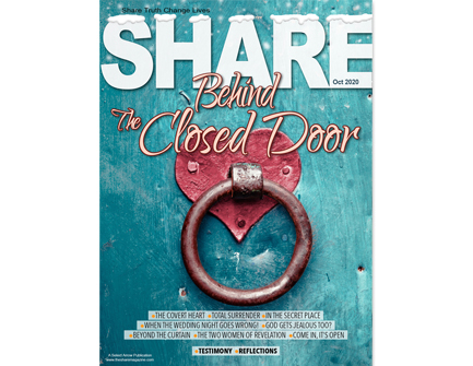 Oct 2020 magazine cover