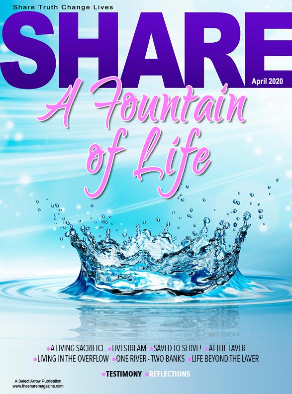 SHARE Magazine April 2020