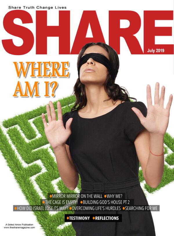SHARE Magazine July 2019