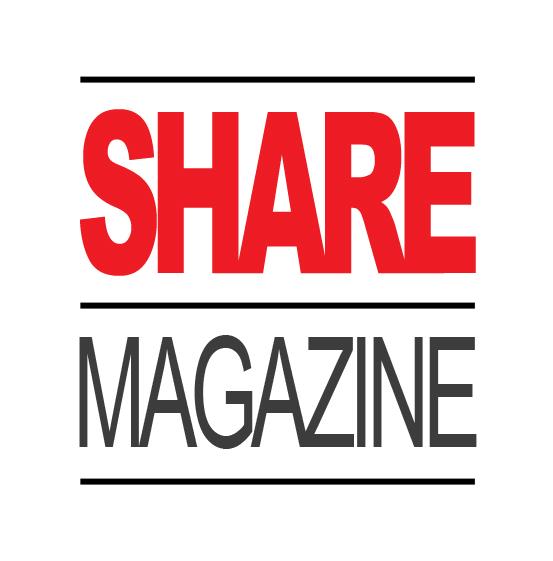 SHARE Magazine Logo